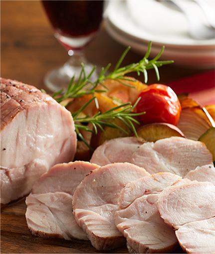 小林ファーム 豚肉料理