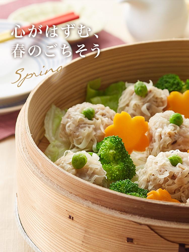 旬のおすすめ豚肉レシピ