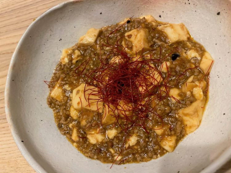 麻婆豆腐 (2)